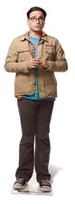 Leonard Hofstadter taille réelle en carton découpe Big Bang Theory Johnny