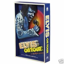 ELVIS PRESLEY - 'On Tour' 3D Replica Movie Poster (McFarlane) #NEW