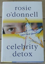 Celebrity Detox, Rosie O'Donnell, Hardcover, NEW