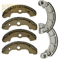 Front Rear Brake Pads shoes For Honda TRX 350 TRX 400 TRX 450 Fourtrax Foreman