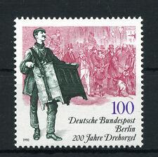 Berlin 872 ** - Drehorgel