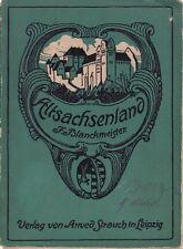 Altsachsenland, Band 1, Erzählungen und Schwänke, sehr alt
