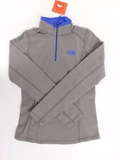 NEW WOMEN'S THE NORTH FACE GLACIER PACHE GREY SHIRT SIZE US XS  NF00CP8RET8