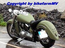 Hecktieferlegung Yamaha XVS 1100 Drag Star -40mm Tieferlegung Lowering Kit Bones