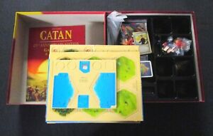 OEJ ~ Catan 25th Anniversary Edition ~ UNPUNCHED