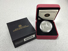 2010 Royal Canadian Mint Uncirculated Silver Dollar: 100th Anniversary of Navy
