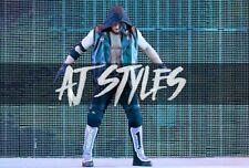 AJ STYLES WWE WCW WWF DIVAS Poster Print 24x36 WALL Photo J