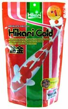 Hikari Gold Color Enhancing Large Pellet Koi Food 3 sizes available