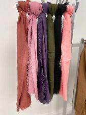 Schal Frauen Kopftuch Hijab Tuch Kleidung Daily Schal Damen Baumwolle Bedeckung