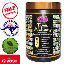 Dragon Herbs  Vegan Tonic Alchemy Ultimate Superfood Blend 9.5 oz (270 g)
