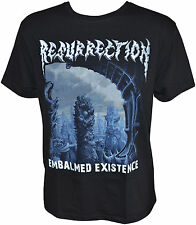 RESURRECTION - Embalmed Existence - T-Shirt - L / Large - 163217
