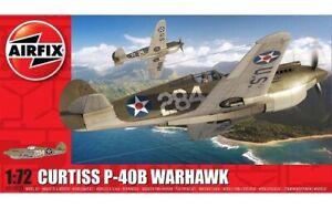 Airfix A01003B - 1/72 Curtiss P-40B Warhawk - New