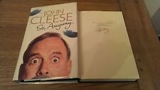 John Cleese SIGNED So, Anyway Exclusive Limited 1st Edition HB Book Autobiograpy