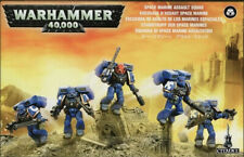 Warhammer 40k - Space Marine Assault Squad [OVP - sealed]