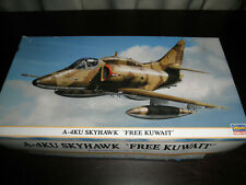 1/48 A-4Ku Skyhawk Free Kuwail- Kuwait Air Force Fighter by Hasegawa Nice Kit!