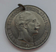 Gedenkmedaille Kaiser Wilhelm II --3--