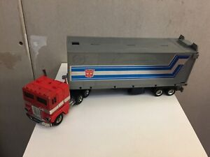 Transformers G1 Parts 1985 IGA OPTIMUS PRIME figure set mexico