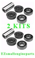 2 PK Wheel Bearing Kits for Dixie Chopper Caster Wheels Fits listed part numbers