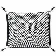 Useful 70x70cm Car Rear Cargo Elastic Mesh Net Nylon Mesh Luggage Cover Bag  New