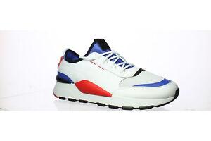 PUMA Mens Rs-0 Sound White Fashion Sneaker Size 12 (1378768)