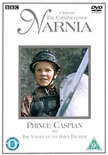 CHRONICLES OF NARNIA - PRINCE CASPIAN - RE - PACKAGE - DVD - REGION 2 UK