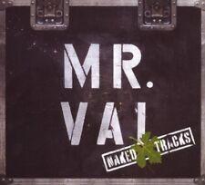 STEVE VAI - NAKED TRACKS 5 CD NEW!