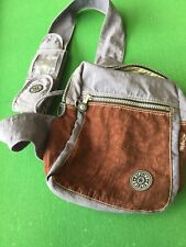 KIPLING BAG SMALL CROSSBODY Excellent CONDITION Easily Laundered
