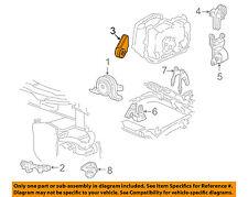 GM OEM-Transmission Mount 22621543