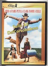 dvd SULLE ALI DELL'ARCOBALENO Fred ASTAIRE Petula CLARK Tommy STEELE