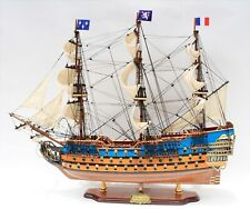 "Royal Louis 35"" Display Wooden Ship Model"