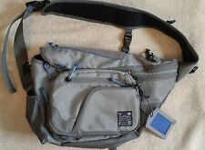 W4F Sling Pack Fly Fishing Pack w/2 Fly Boxes & Tools No Reserve!