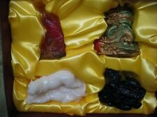 Feng Shui- Lucky Set (Tiger, Fish, Turtle and Dragon)