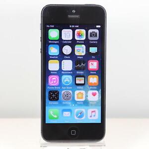 Apple iPhone 5 (Sprint) 16GB Smartphone 4G LTE CDMA - Ready To Go (A1429-1)