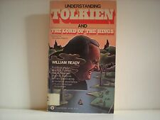 Understanding Tolkien And The Lord Of The Rings William Ready 1978 Paperback