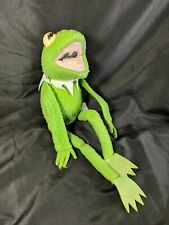 20� Vintage 1976 Fisher Price Toys Kermit The Frog Jim Henson Muppet Doll #850
