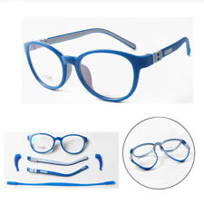 Silicone Frame Children Clear Myopia Glasses Flexible Eyeglasses for Boy Girl