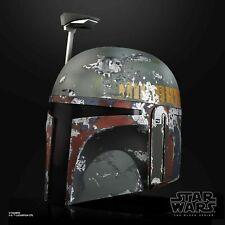 Hasbro STAR WARS The Black Series - Boba Fett - Electronic Helmet -  Neu OVP