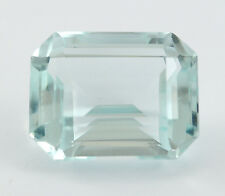 NATURAL AQUAMARINE STONE 25,38 CT 20 X 16 MM APPROXIMATELY