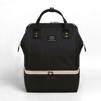 LAND Breast Pump Backpack Breast Pump Bag Cooler Bag Baby Diaper Bag