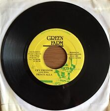 "Prince Alla - Cry Freedom - Vinyl 7"" 45T (Single)"