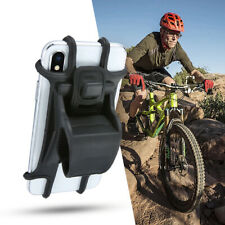 For Samsung Galaxy A50 A20 A10e - BICYCLE MOUNT HANDLEBAR SILICONE HOLDER BIKE