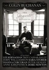COLIN BUCHANAN The Songwriter Sessions DVD NEW
