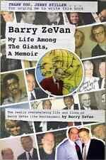 Barry ZeVan: My Life Among The Giants, A Memoir (Autobiography)