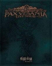 Yousei Yosei Teikoku PAX VESANIA TOUR LIVE Lantis Blu-ray Japan import New F/S