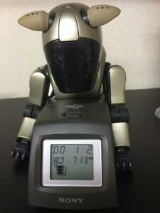 Sony Aibo Robot ERS-210 Silver RARE AS-IS from Japan Free Shipping #1