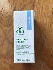 Arbonne Rescue & Renew Pure Essential Oils (Various)