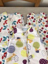Grobag Unisex Girls Boys Travel Sleeping Bags X3 Bundle 2.5 Tog 0-6 Months (b1)