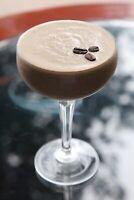Slushie Slush Slushy Slushee Granite mix  Frozen Espresso Martini Makes 6L