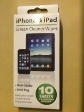 iPhone and ipad screen cleaning wipes