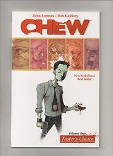 Chew: Taster's Choice - Vol 1 TPB 3rd Print - (Grade 9.2) 2013